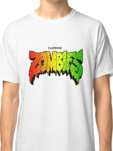 FLATBUSH ZOMBIES RASTA COLOR Classic T-Shirt