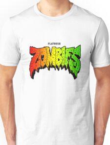 FLATBUSH ZOMBIES RASTA COLOR Unisex T-Shirt