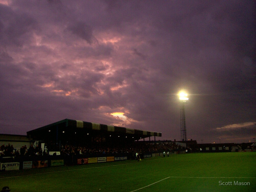 Holker Street by Scott Mason