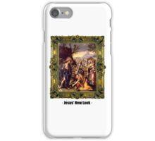 Jesus'New Look iPhone Case/Skin