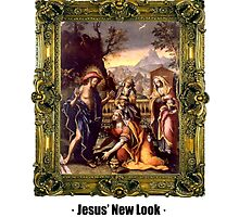 Jesus'New Look by ayay