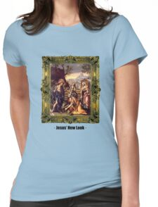 Jesus'New Look Womens Fitted T-Shirt