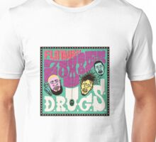 FLATBUSH ZOMBIES ALBUM D.R.U.G Unisex T-Shirt