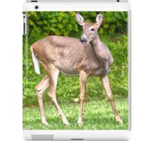 On the Alert iPad Case/Skin