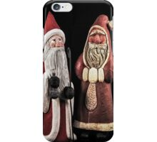 Santas For Your Holiday iPhone Case/Skin