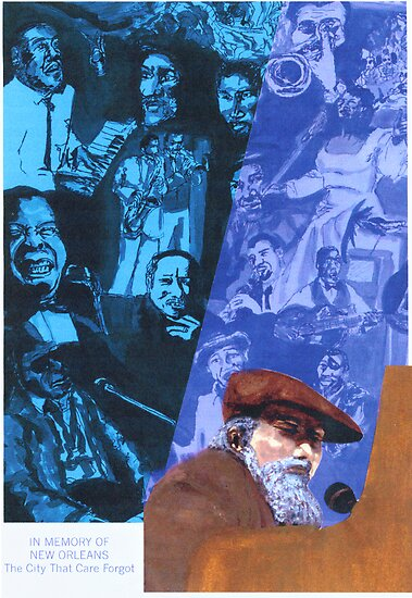 Dr John and Friends- A Tribute to New Orleans by Caroline Munday