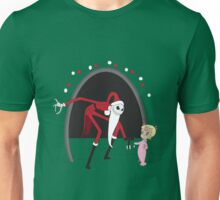 Who Is This? Unisex T-Shirt