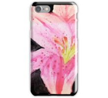 Lily iPhone Case/Skin