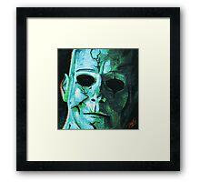 A Rob Zombie Halloween Special Framed Print