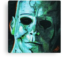 A Rob Zombie Halloween Special Canvas Print