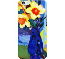 Daffodil Moment iPhone Case/Skin