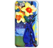 Daffodil Moment iPhone Case/Skin
