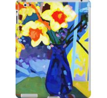 Daffodil Moment iPad Case/Skin