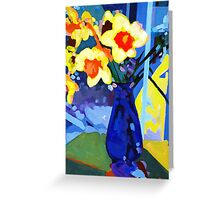 Daffodil Moment Greeting Card