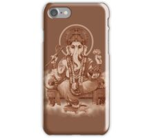Ganesh the Remover of all obstacles iPhone Case/Skin