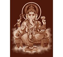 Ganesh the Remover of all obstacles Photographic Print
