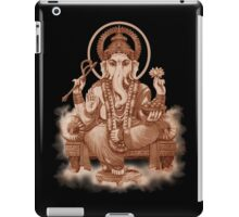 Ganesh the Remover of all obstacles iPad Case/Skin