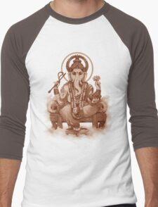 Ganesh the Remover of all obstacles Men's Baseball ¾ T-Shirt