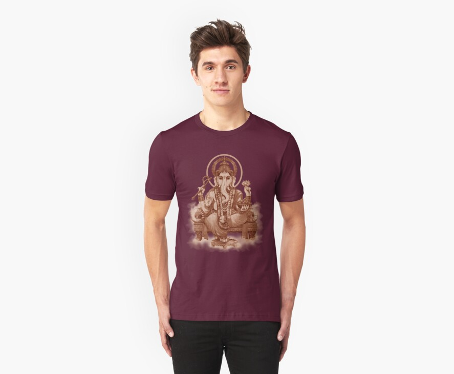 Ganesh the Remover of all obstacles by svahha