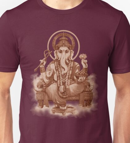 Ganesh the Remover of all obstacles Unisex T-Shirt