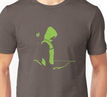 Arrow Outline Unisex T-Shirt