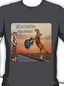 MY DESIGN~~   2012 RAILROAD REVIVAL TOUR T-SHIRT  T-Shirt
