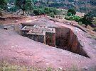 Bet Giorgis, Ethiopia by John Douglas