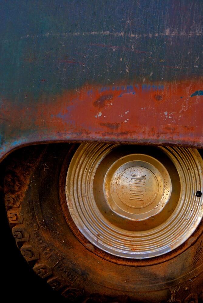 Flat Tire by Rod  Adams