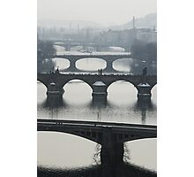 Bridges Photographic Print