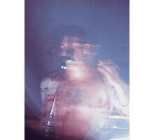 Matty Healy - The 1975  Photographic Print