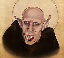 Petyr, the Loveable 8000 Year-Old Vampire by catshrine
