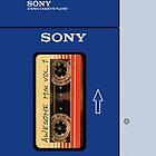 Awesome Mix tape Vol 1 Sony Walkman Case  by SnarkySharkS