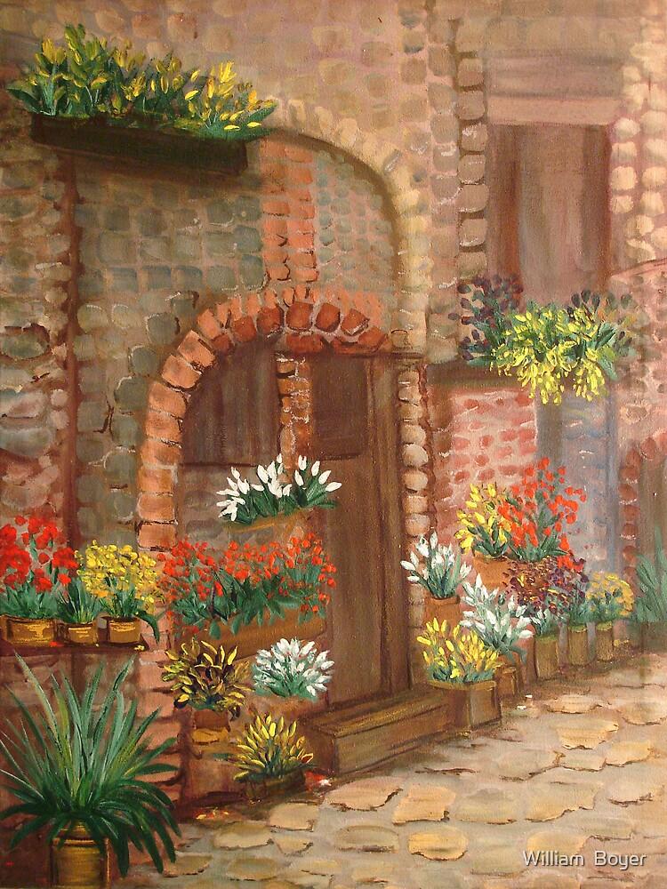 The Door Way by William  Boyer