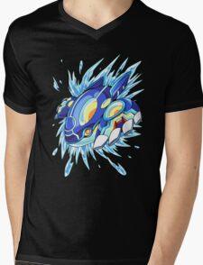 Primal Alpha Mens V-Neck T-Shirt