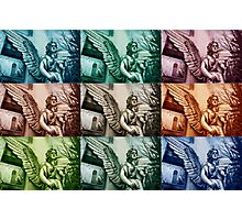 Angel moods Photographic Print