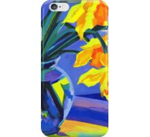 Daffodil Geometry iPhone Case/Skin