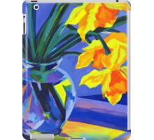 Daffodil Geometry iPad Case/Skin