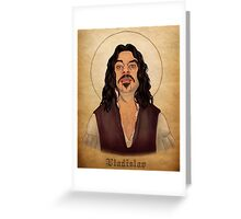 Vladislav - What We Do In The Shadows Greeting Card