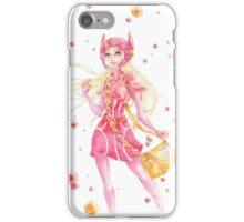 Honey Lemon Watercolor (No BG) iPhone Case/Skin