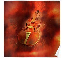 Red violin Poster