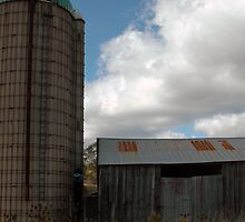 Barn.Silo by reeves