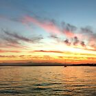 Seattle Sunset by csmarshall