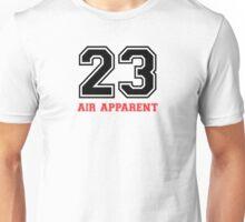 23 - Air Apparent Unisex T-Shirt