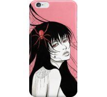 Lady Spider iPhone Case/Skin