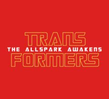 The Allspark Awakens Kids Clothes