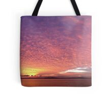 Olympics on Fire Tote Bag