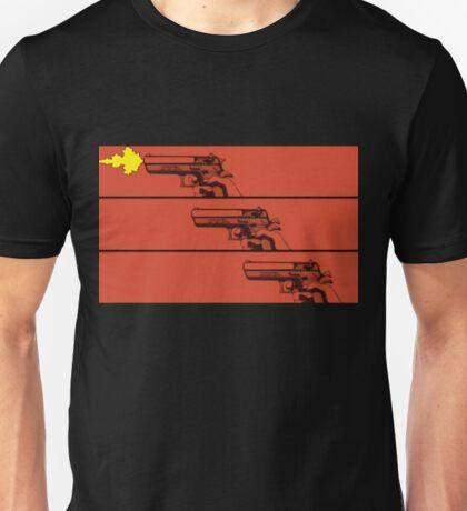 Cowboy Bebop Pistol Graphic Unisex T-Shirt