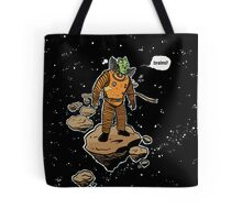 Astrozombie Tote Bag