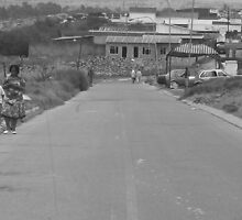 A Road Through Soweto by LoveTradition
