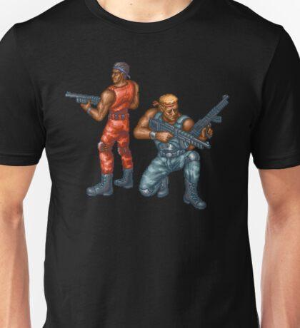 Contra Pixel Art Unisex T-Shirt